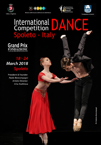 International Dance Competition Spoleto