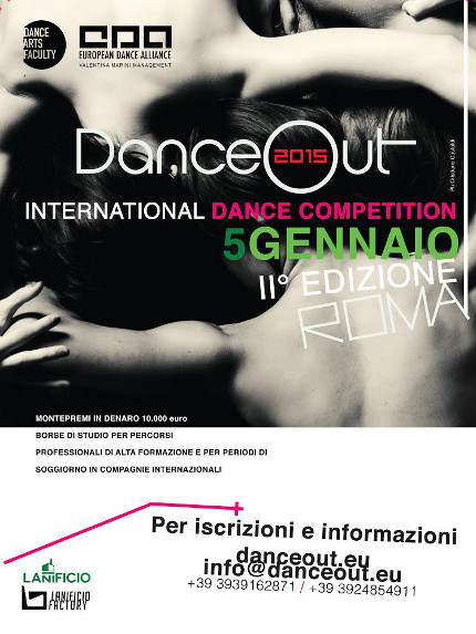DanceOut International Dance Competition