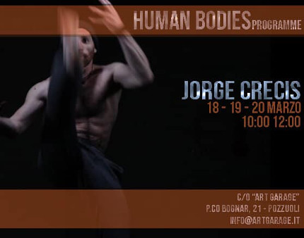 Jorge Crecis on Tour