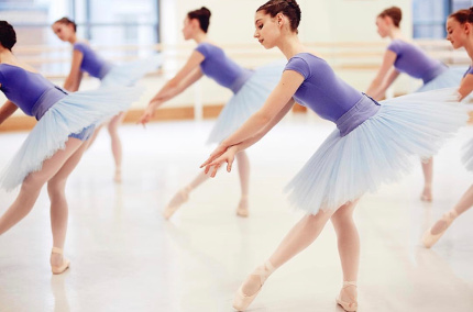 Audizione Royal Ballet School Londra