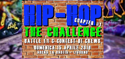 THE CHALLENGE - Hip Hop Contest