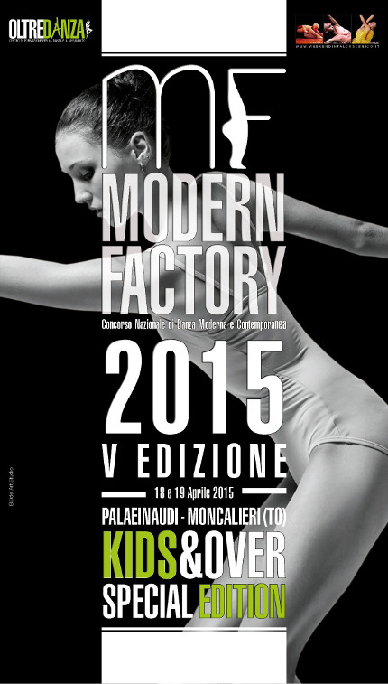 MODERN FACTORY 2015:il Concorso per Over and Kidz