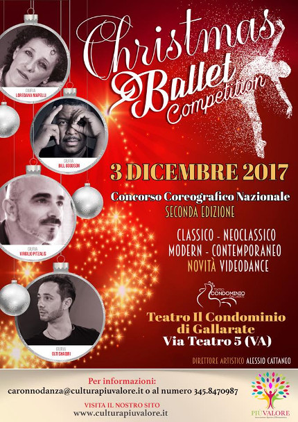 Christmas Ballet Competition