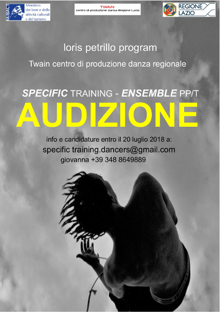 SPECIFIC training || Ensemble PP/T